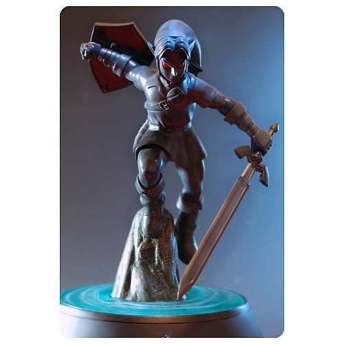 Legend of Zelda Dark Link Statue