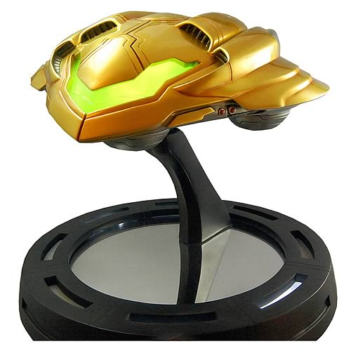 Metroid Prime Gunship Statue Vehicle Sculpture