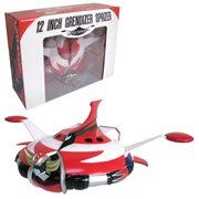 UFO Robo Grendizer Spaizer Vinyl Flying Saucer