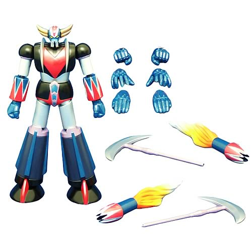 UFO Robo Grendizer Metaltech Die-Cast Action Figure