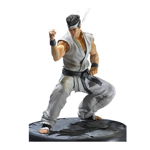 Sega All Stars Virtua Fighter 5 Akira Yuki 1:6 Scale Statue