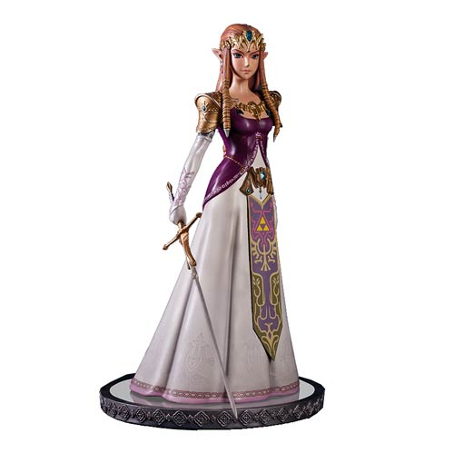 The Legend of Zelda Twilight Princess Zelda 1:4 Scale Statue