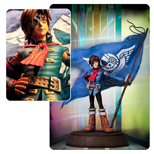 Sega All-Stars Skies of Arcadia Vyse 1:6 Scale Statue