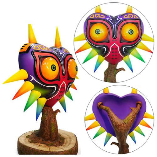 The Legend of Zelda: Majora's Mask Life-Size Replica