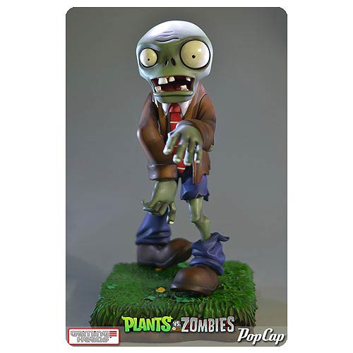 Plants vs. Zombies Zombie 13-Inch Limited Edition Statue