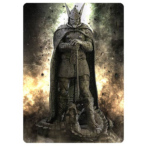 Elder Scrolls V Skyrim Shrine of Talos 1:6 Scale Statue