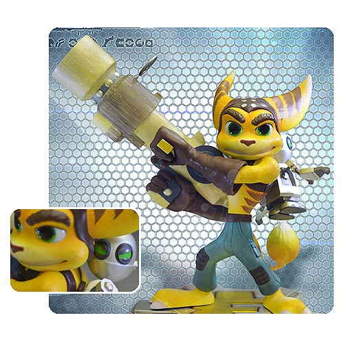 Ratchet and Clank 1:6 Scale Statue