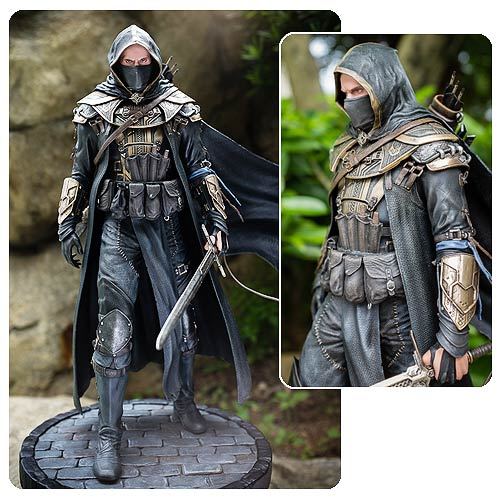 Elder Scrolls V Skyrim Heroes of Tamriel The Breton 1:6 Scale Statue