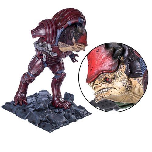 Картинки по запросу Mass Effect Statues - 1/4 Scale Wrex