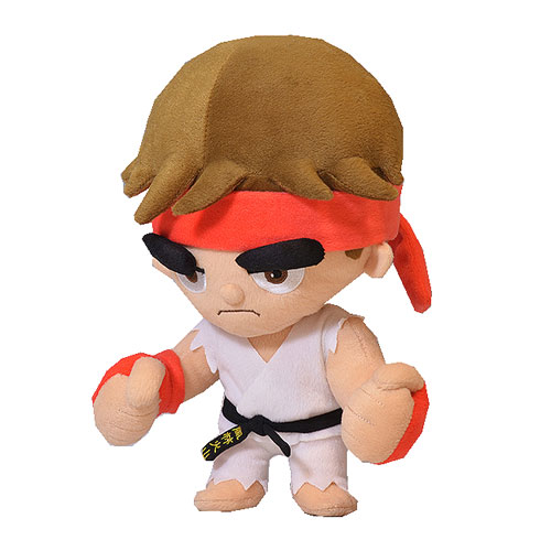 Street Fighter Ryu 12-Inch Series 1 Plush