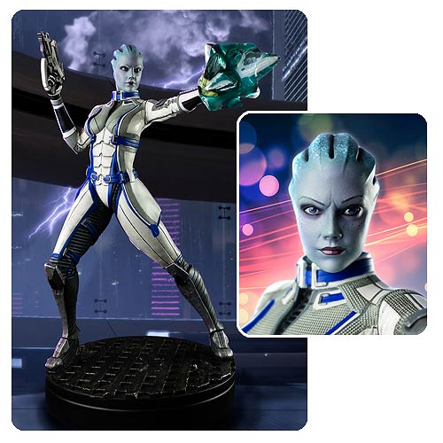 Mass Effect 3 Liara T'Soni 1:4 Scale Statue