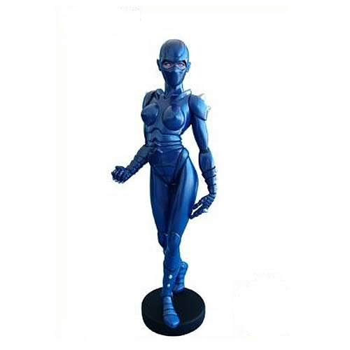 Cobra Space Adventure Lady Armaroid Statue