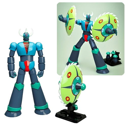 UFO Robo Grendizer Gin Gin Die-Cast Action Figure