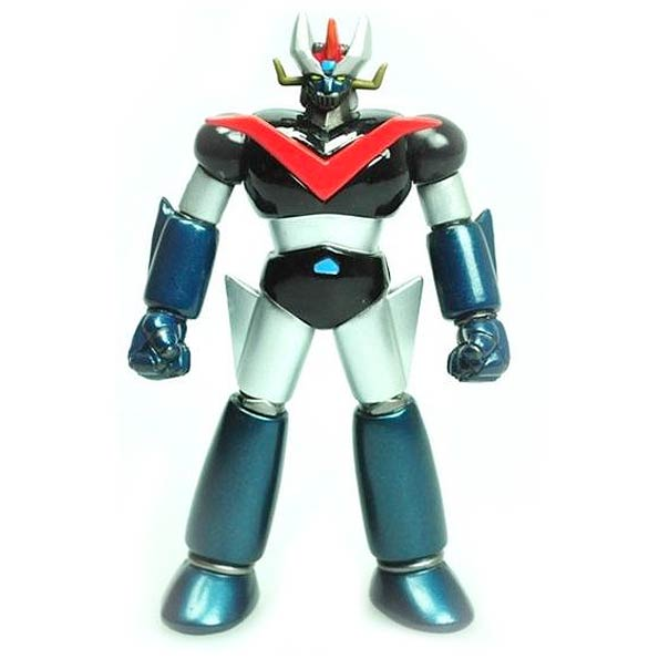Great Mazinger Metal Mazinger Mini-Statue