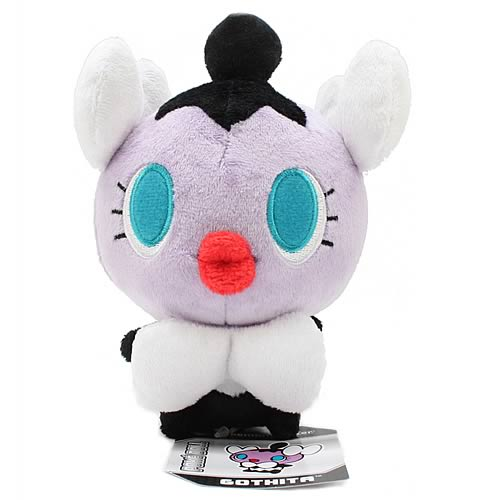 Pokemon Center Black and White Gothita Plush