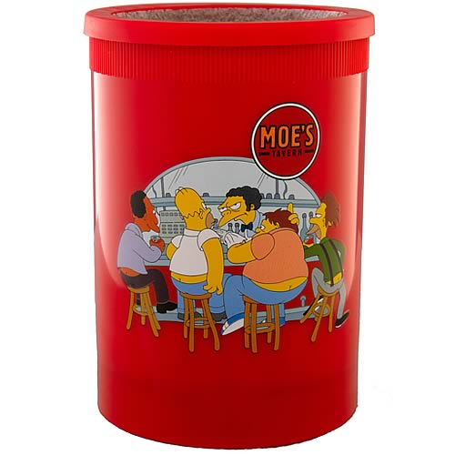 Homer Simpson Talking Can Cooler