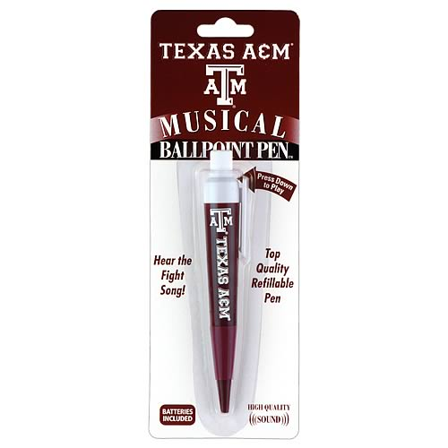Texas A&M Musical Pen