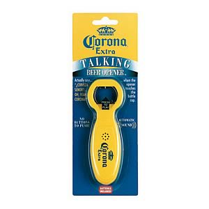 Corona Talking Bottle Opener