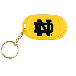 Notre Dame Musical Keychain