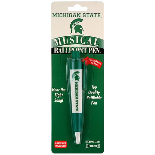 Michigan State Musical Pen