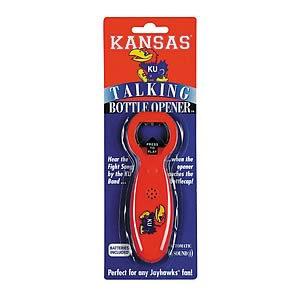 Kansas Talking Bottle Opener