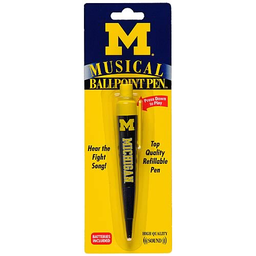 Michigan Musical Pen