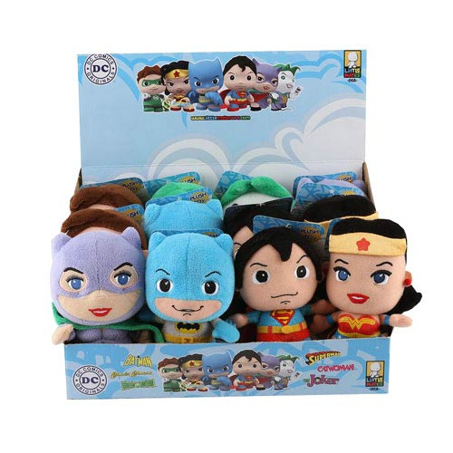 DC Comics Little Mates Plush Display Box
