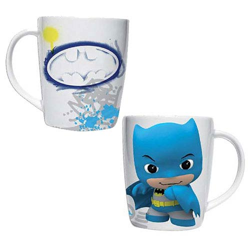 Batman DC Comics Little Mates White Porcelain Mug