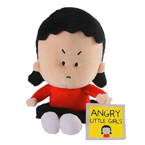 Angry Little Girls! Kim 7-Inch Plush