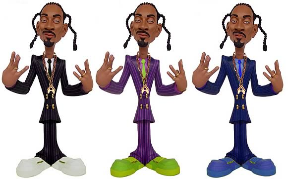 9 inch Snoop Dogg Case