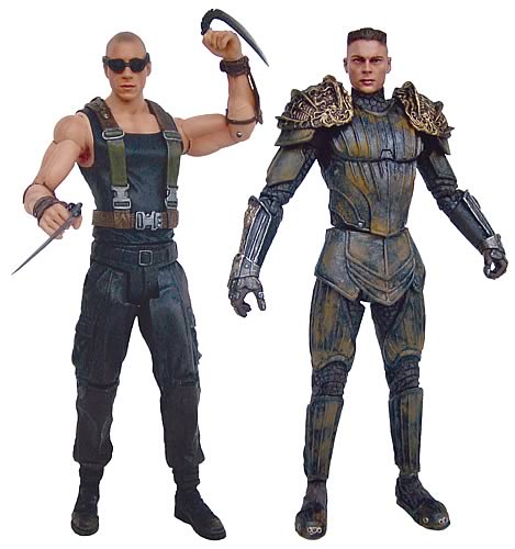 Chronicles of Riddick Action Figure 2-Pack