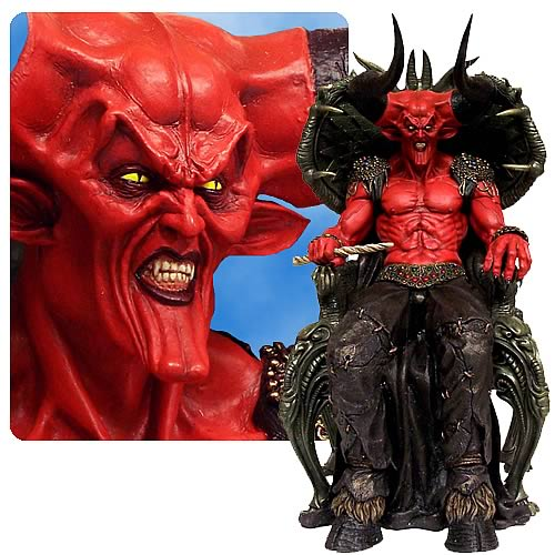 Legend Darkness on the Throne 18-Inch Statue