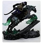 Darksiders Death and Despair Resin Light-Up Statue