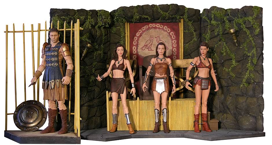 Charmed Series 2 Action Figure Case