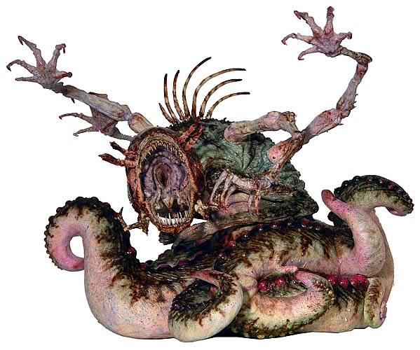 Nightmares of H.P. Lovecraft Dagon Figure