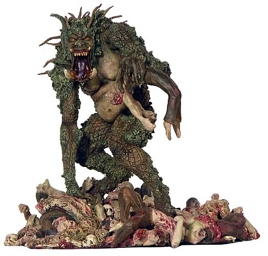 Nightmares of H.P. Lovecraft Pickman's Model Figure