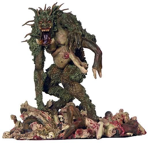 Nightmares of H.P. Lovecraft Pickman's Model Figure