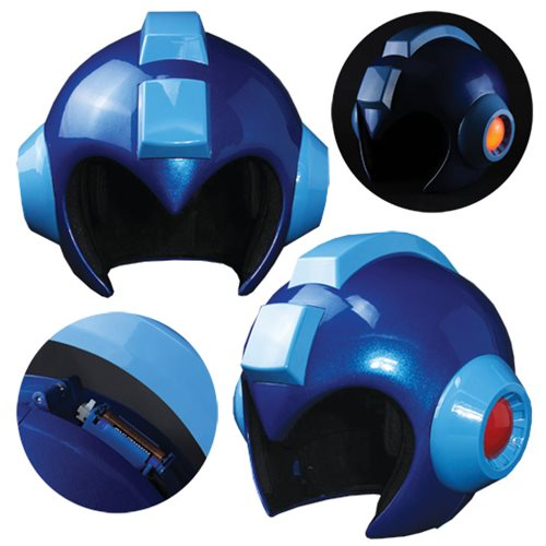 Become the Hero with This Mega Man Helmet