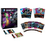 DC Comics Rivals Batman vs The Joker Deck Game