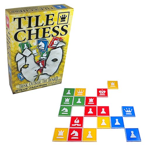 Tile Chess Board Game
