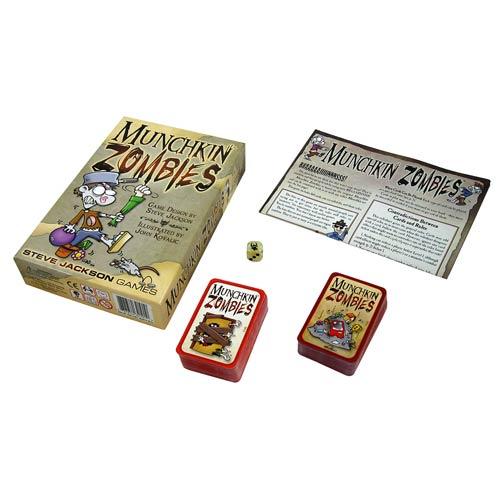 Munchkin Zombies Game