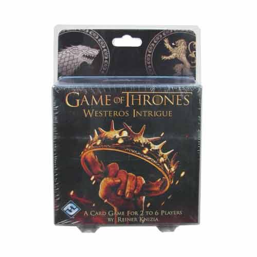 Game of Thrones Westeros Intrigue Card Game