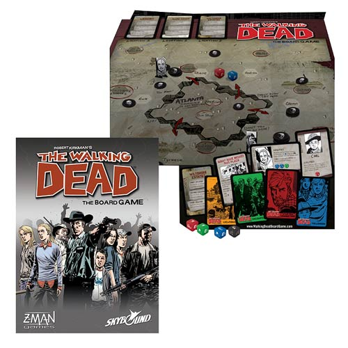 The Walking Dead The Board Game
