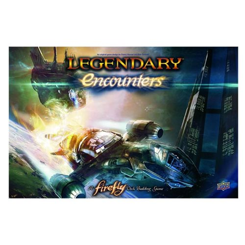 Legendary Encounters Firefly Deck Building Game