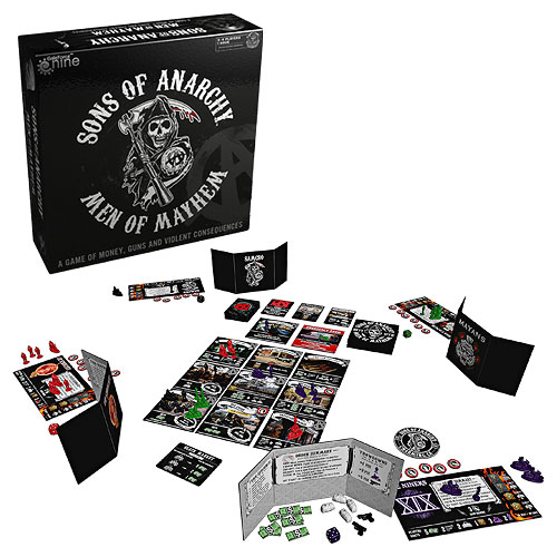 free sons of anarchy games