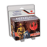 Star Wars Imperial Assault R2 D2 and C 3PO Ally Pack