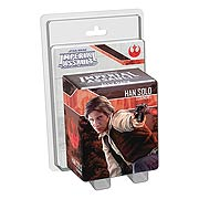 Star Wars Imperial Assault Game Han Solo Ally Pack