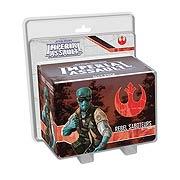 Star Wars Imperial Assault Game Rebel Saboteur Ally Pack