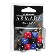 Star Wars Armada Game Dice Pack