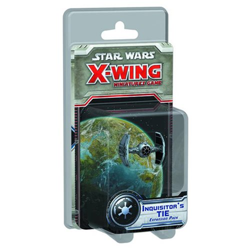Star Wars: X-Wing Game Inquisitor's TIE Expansion Pack